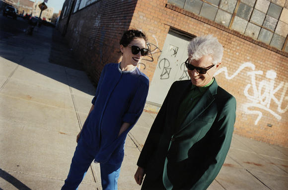 St. Vincent and David Byrne
