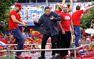Hugo Chavez dies at 58 - Hugo Chavez | 2012