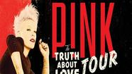 P!NK shares The Truth about Love at her Rockin' Concert