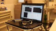 Goggles-and-laptop device might help detect some strokes