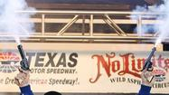 The winner of the NASCAR Sprint Cup Series race at the Texas Motor Speedway traditionally gets to fire a six-shooter in victory lane. And the pole winner gets a rifle as a prize.