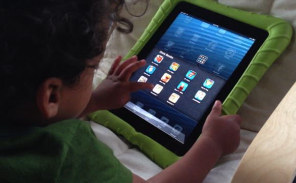 Could iPad get a little kid-friendlier?