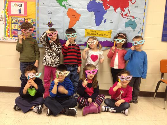 "Aristotle Preschool and Kindergarten Students ""Travel"" to Brazil"