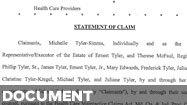 Ernie Tyler wrongful death lawsuit [Document]