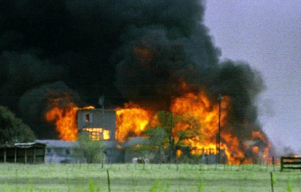 The Southern Poverty Law Center has long tracked cults and militia groups. In 1993, the Branch Davidian compound near Waco, Texas, burned after an assault by the FBI.