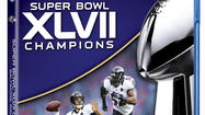Ready to relive Super Bowl XLVII? Gaiam Vivendi Entertainment, the NFL and NFL Films are teaming up to release <em>Super Bowl XLVII Champions: 2012 Baltimore Ravens </em>on March 12.