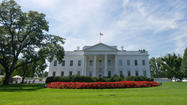 White House tours canceled due to federal budget cuts