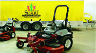 Sebert Landscaping, a commercial landscape contracting firm that owns a plant nursery in Marengo, has won two national awards recognizing the company for environmental leadership. The Professional Landcare Network (PLANET) has recognized Sebert with a Sustainable Company Award and Lawn & Landscape magazine has honored Sebert with an Environmental Business Award in the category of Most Innovative Use of Technology.