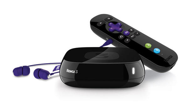Roku announced its latest flagship media player, the Roku 3. It will go on sale online Wednesday for $99.