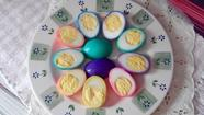 Crafty: Make an Easter rainbow