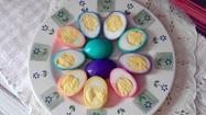 Crafty: Make an Easter rainbow