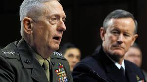 Mattis: No enemy advantage due to Truman delay