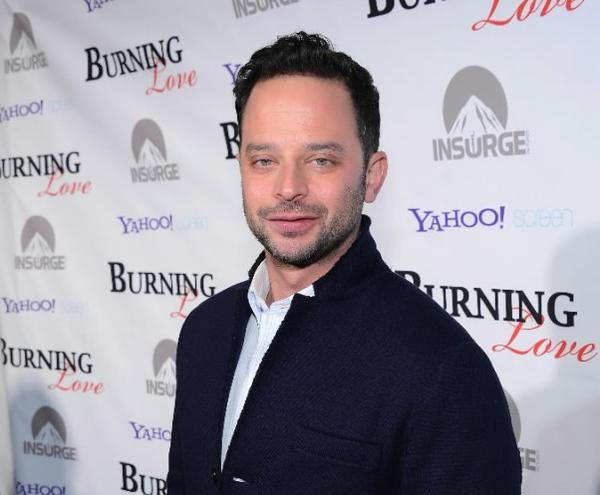 Comedian Nick Kroll attends the premiere of 'Burning Love at Paramount Studios Feb. 5, 2013 in Hollywood, California.