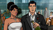 "Get ready to visit the danger zone, Chicago. The animated troublemakers of FX's spy comedy ""Archer"" are turning into real live people and coming here in April for the ""Archer Live!"" Tour."