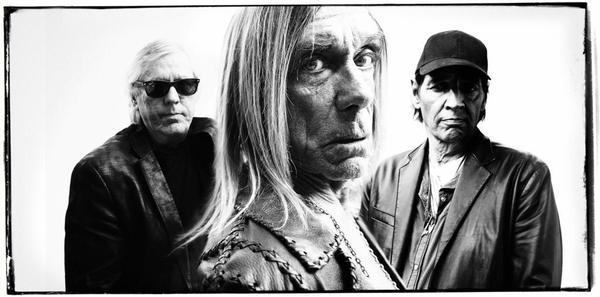 "Iggy and the Stooges have released a new song, ""Burn,"" from their upcoming album."