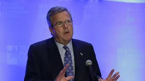 Is Jeb Bush trying to send his new book to the remainder table?