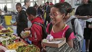 If it's Monday, the L.A. Unified school cafeteria is meatless