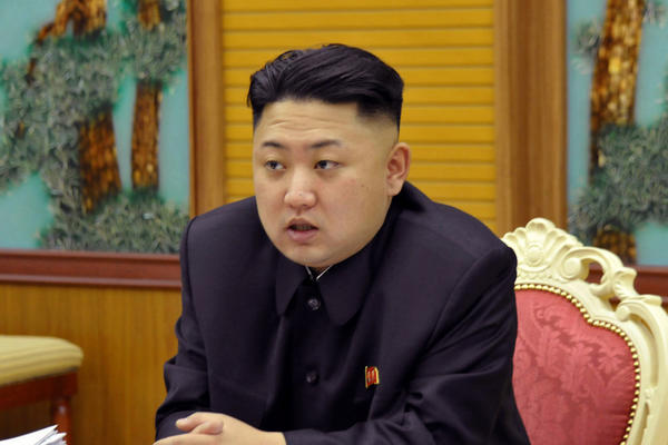 North Korean leader Kim Jong Un attends a consultative meeting with officials in the fields of state security and foreign affairs at an undisclosed location. North Korea's recent nuclear test has again shaken regional stability and undermines China's national interests.