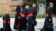 Roman Catholic cardinals will set a date for the conclave to select a new pope once they feel confident they can narrow the field of candidates and get a clearer idea of who the next pope could be, Cardinal Francis George said Tuesday.