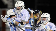 Eric Schneider's first career start in the net in Johns Hopkins' 19-9 rout of Mount St. Mary's on Tuesday night may not have been a one-time appearance after all.