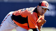 Jair Jurrjens taking small steps as he tries to return to past form