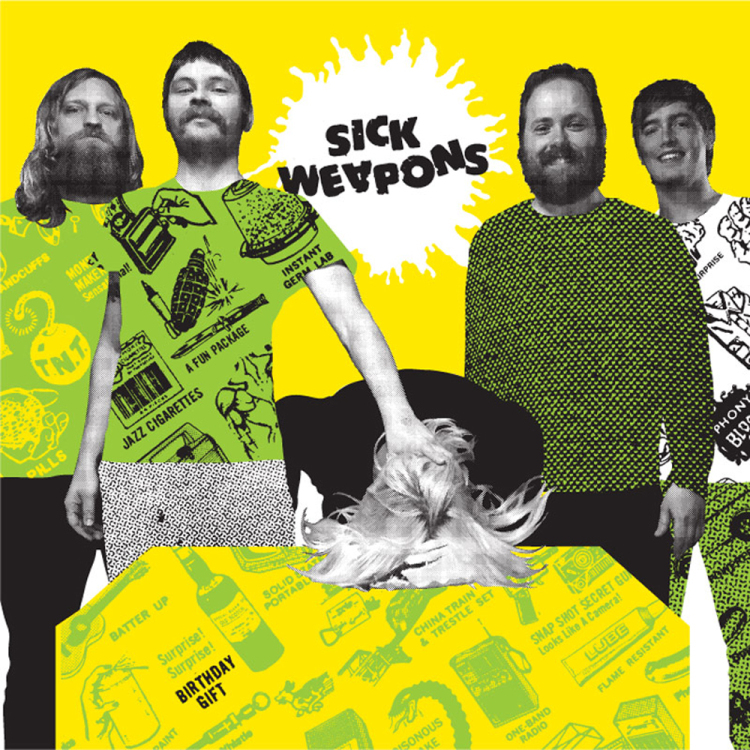 Baltimore album reviews [Pictures] - Sick Weapons --