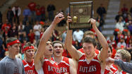 Photo Gallery: Region 3B Basketball Championship