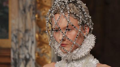 Paris Fashion Week fall 2013: Alexander McQueen review