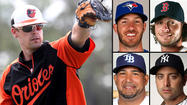 Ranking the American League East: Who has the best catcher in the division?