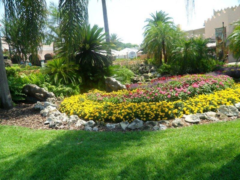 Busch Gardens Win A Landscape Designed By Its Gardening