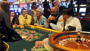 Table games at Hollywood Casino Perryville [Pictures]