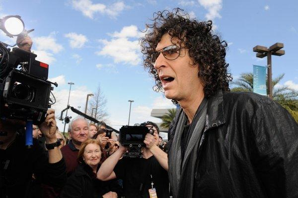 Is NBC thinking Howard Stern can play in late night?