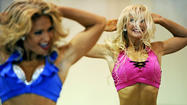 2013 Baltimore Ravens cheerleader tryouts [Pictures]