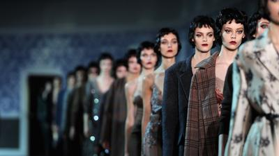 Paris Fashion Week fall 2013: Louis Vuitton review