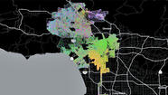 Interactive map: L.A. mayoral election results