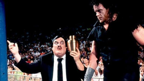 Paul Bearer is best known as the manager of the Undertaker.