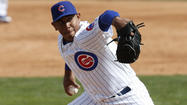 Trading Marmol could fill a couple of Cubs holes
