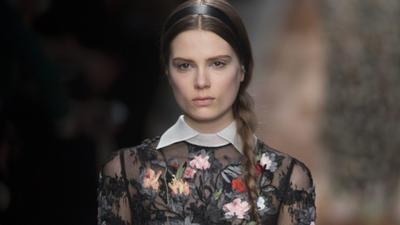 Paris Fashion Week fall 2013: Valentino review