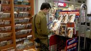 "JERUSALEM -- The first Hebrew-language issue of Playboy magazine started selling in <a href=""#"" data-topic-id=""PLGEO0000010"">Israel</a> on Wednesday, featuring Israeli model Natalie Dadon on the cover and an interview with Minister of Home Front Defense Avi Dichter, formerly head of Israel's Shin Bet domestic security service."