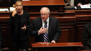 Gov. Quinn budget address