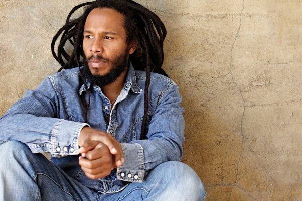 Ziggy Marley will read from his new children's book and perform acoustic concerts at the Grove and the Americana at Brand.