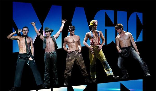 "The entire cast of ""Magic Mike"" deserved MTV Movie Awards nominations in the Best Shirtless Performance category. Are you with me?!"