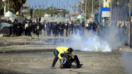 TRIPOLI, Libya — Egypt slipped further into political disarray Wednesday when a judge suspended upcoming parliamentary elections and referred the country's much-criticized electoral law to the highest court.