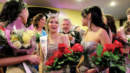 Andrea Licata was crowned Miss Fountain Valley at a ceremony last year at the Saigon Performing Arts Center. The UC Irvine student is a business major.