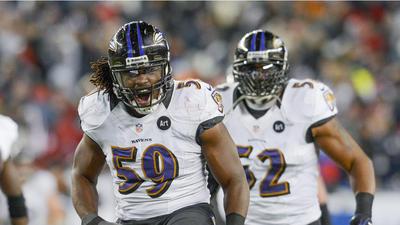 Ravens offseason primer -- inside linebackers