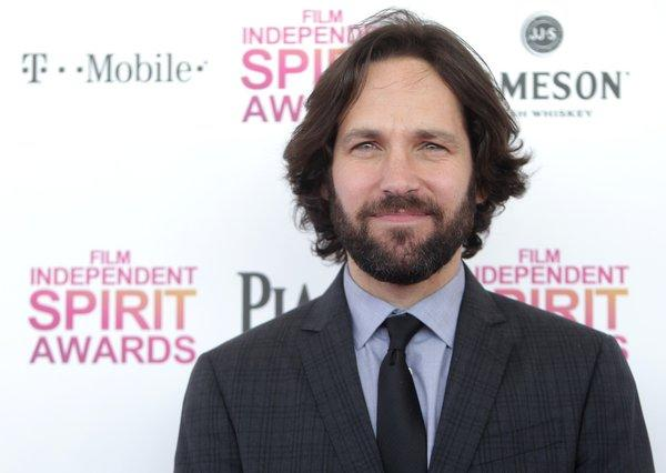 "Actor Paul Rudd stars in ""Almost Christmas."""