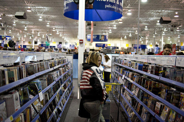 Best Buy ends telecommuting policy