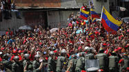 "WASHINGTON — The Obama administration Wednesday offered Venezuela a chance to rebuild its relationship with the United States after the death of President Hugo Chavez, who had long railed against the ""Yankee empire."""