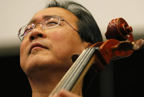 Aug. 18; with Yo-Yo Ma, Cello; Stuart Duncan, Fiddle; Edgar Meyer, Bass; Chris Thile, Mandolin