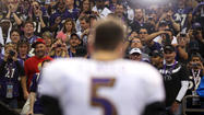 Big contract will come with big expectations for Joe Flacco